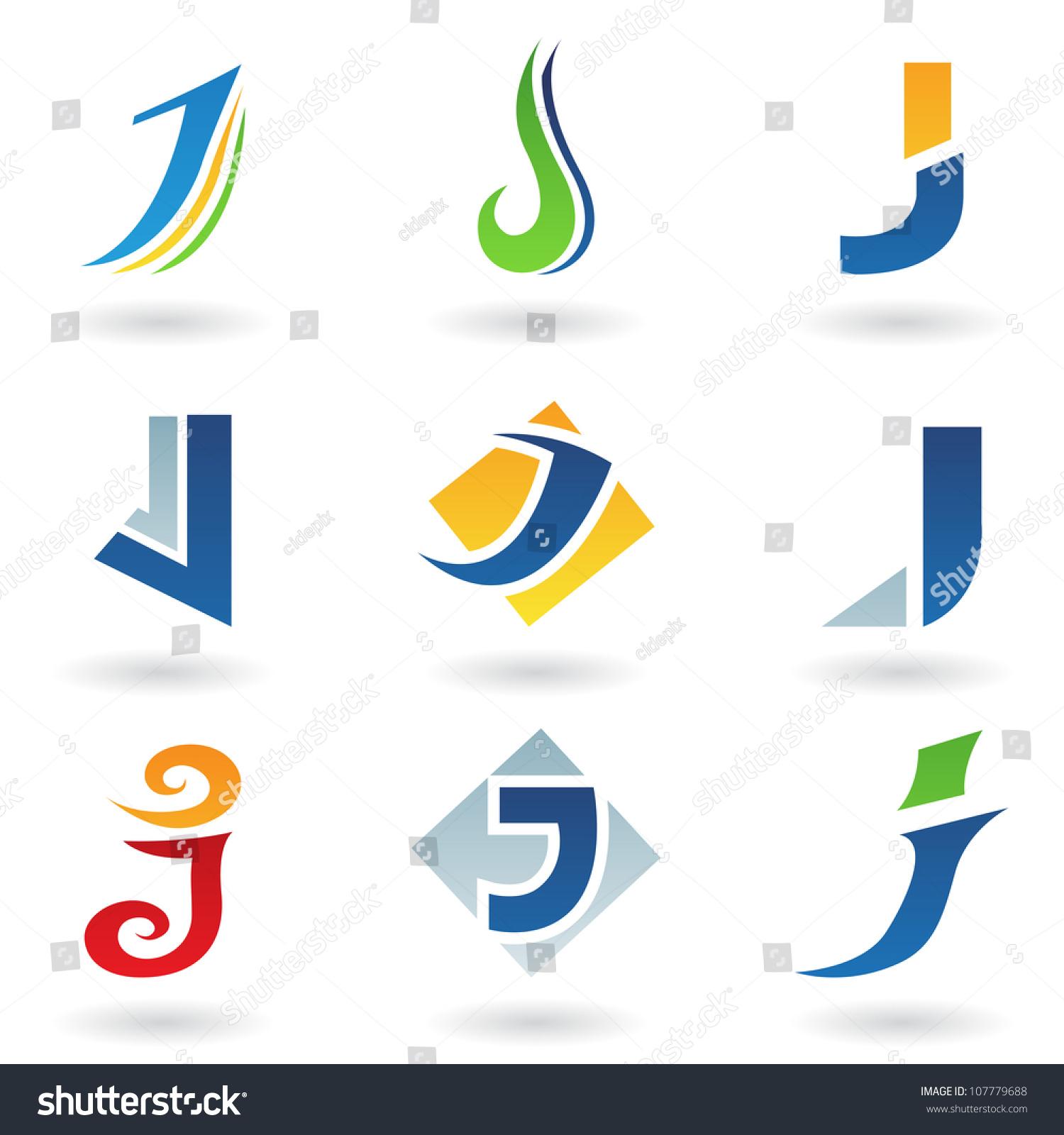 字母j-符号/标志图片