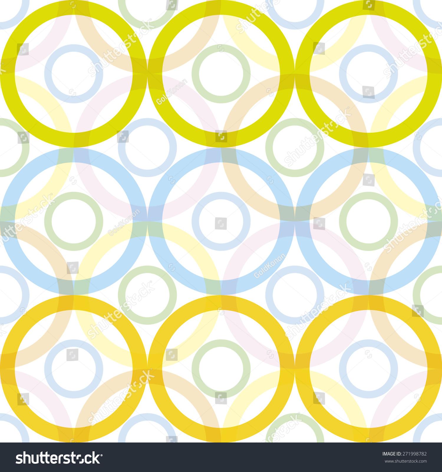 圈背景图案-背景/素材