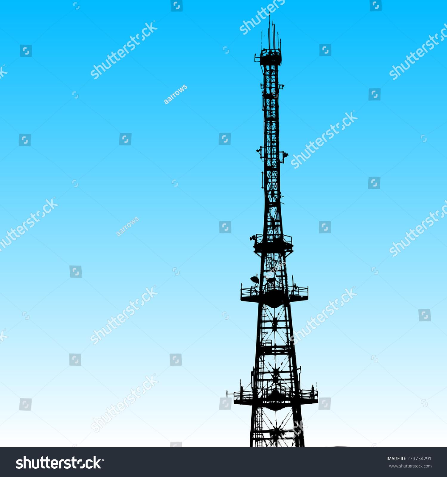 拓展搭建信号塔
