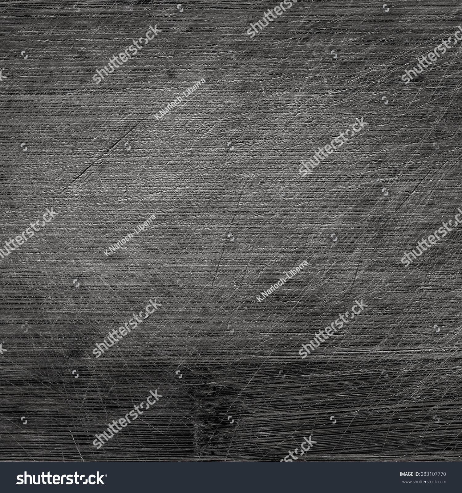 黑色木头纹理