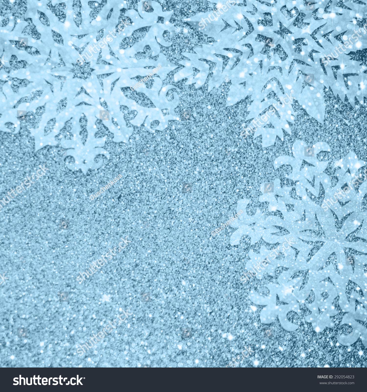 冬天的背景-背景/素材