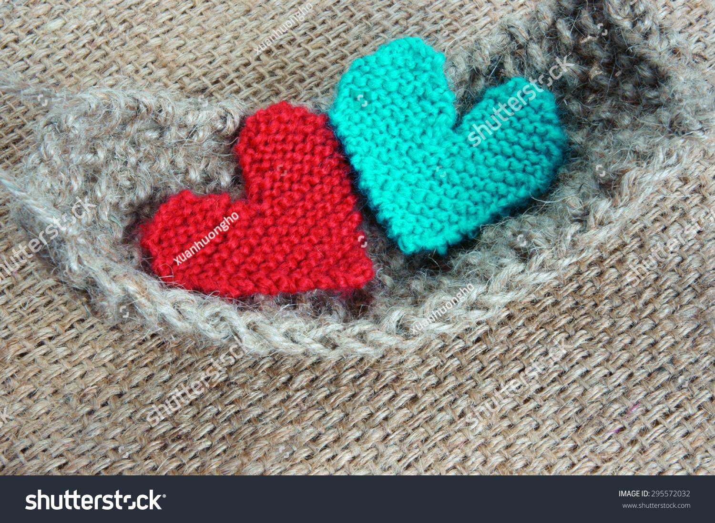 从纤维手工制作的产品,从手工制作篮子编织,针织的心,以休闲和艺术爱好,可爱 - 物体,艺术 - 站酷海洛创意正版图片,视频,音乐素材交易平台 - Shutterstock中国独家合作伙伴 - 站酷旗下品牌