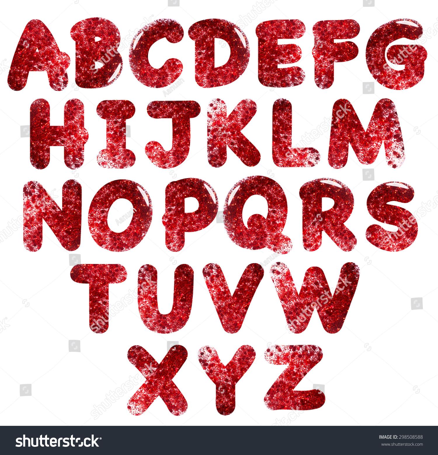 拉丁字母,节日仪式的字体-背景/素材