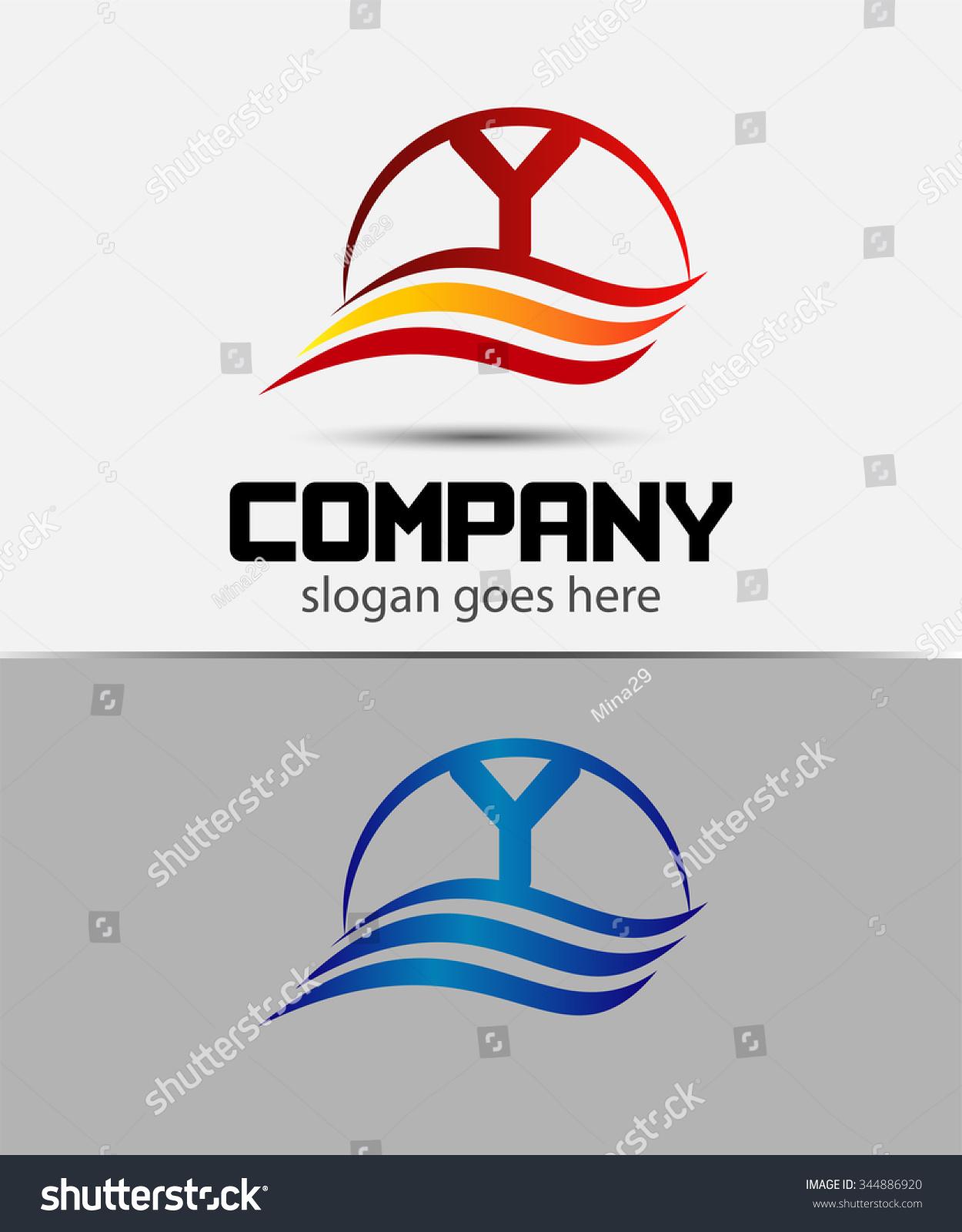 字母y的标志