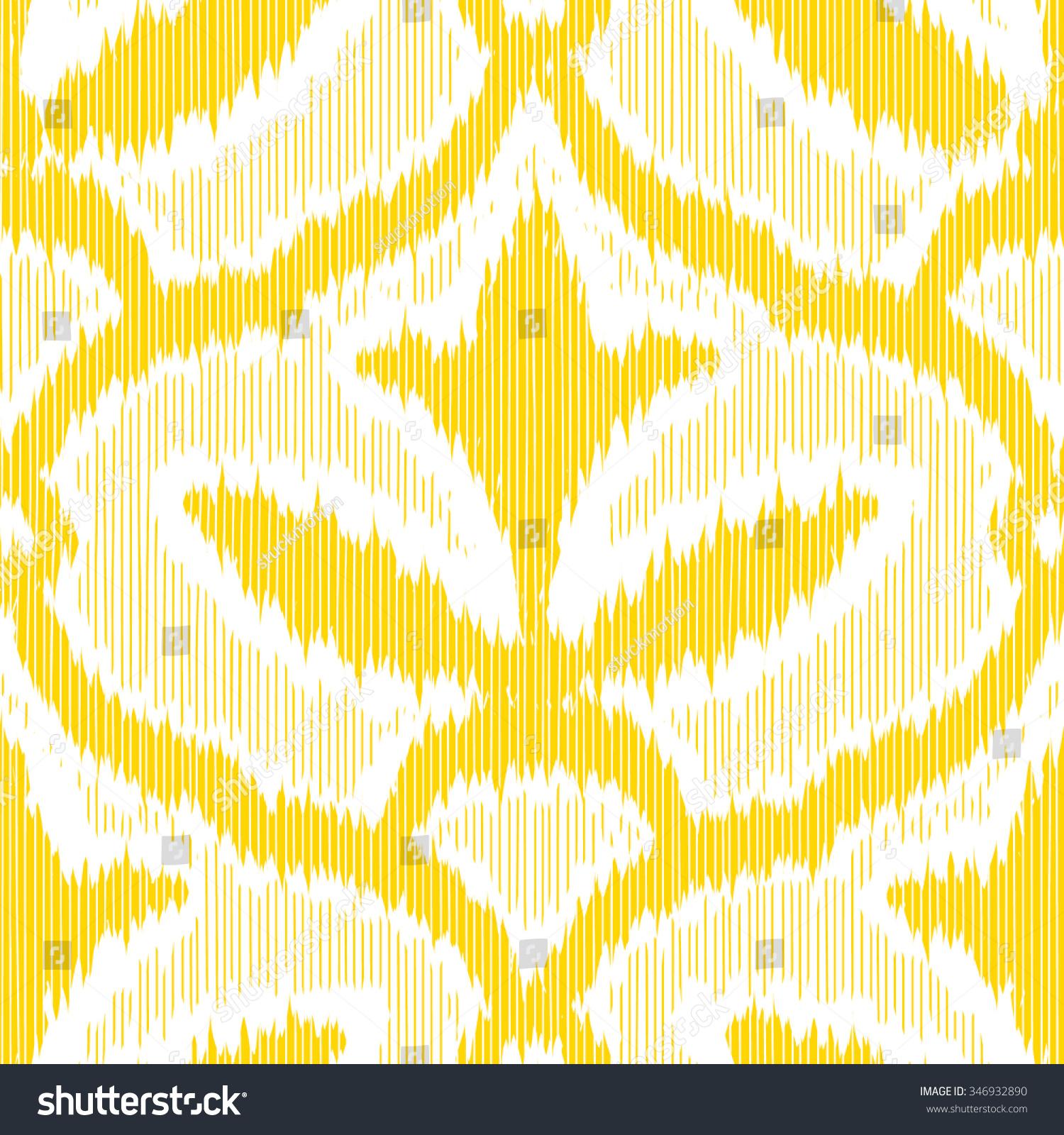 仿中世纪法国模式无缝背景瓦伊卡特织物-背景/素材图片
