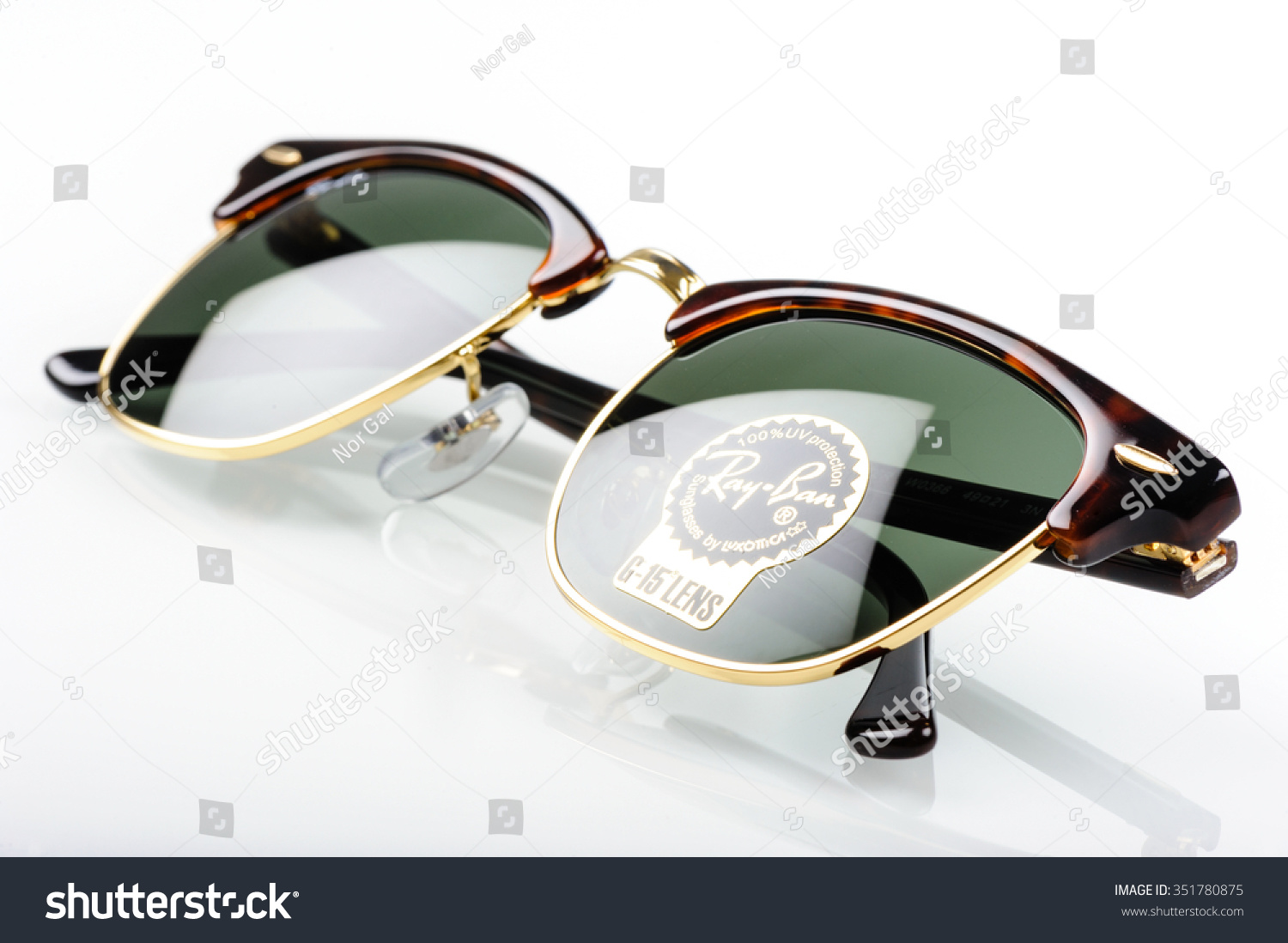 sunglasses ray ban clubmaster  ray-ban is a brand of