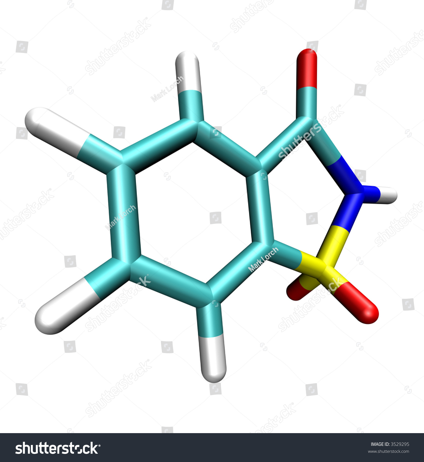 糖精的分子结构-食品及饮料